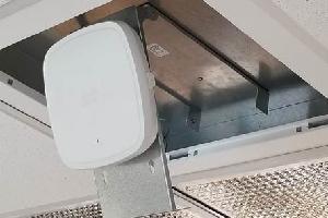 Cierres deslizantes para puntos de acceso Wi-Fi
