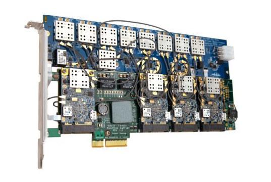 Radio definida por software con capacidad MIMO