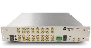 Distribución de señal GPS en interiores