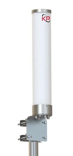 Antena omnidireccional con polarización slant