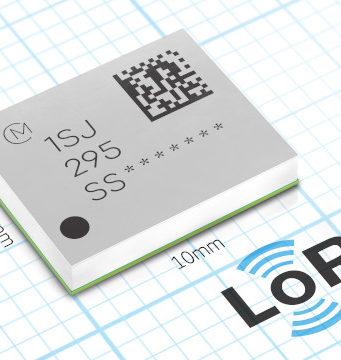 Módulo LoRa compacto y de bajo consumo