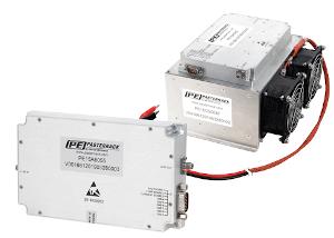 Amplificadores de alta potencia de banda ancha