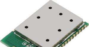 Módulo receptor WakeUp para las bandas de 433, 868 y 915 MHz