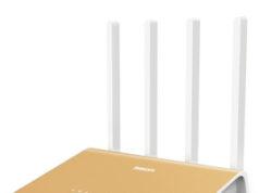 Router Wi-Fi 5 con cuatro antenas