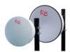 Antenas parabólicas de alto rendimiento