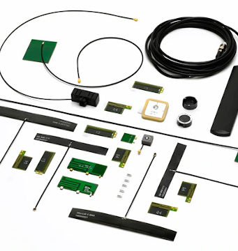 Antenas para dispositivos IoT pequeños