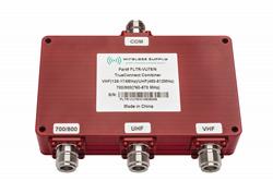 Mezclador con pérdida de inserción inferior a 0,8 dB