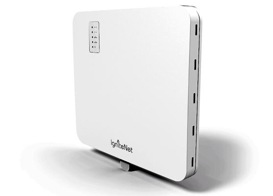 Punto de acceso cloud con capacidad LTE