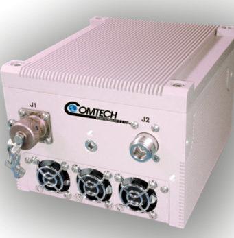 Amplificadores de potencia SSPA GaN