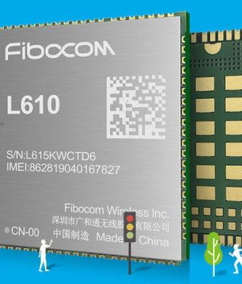 Módulo LTE Cat1 de grado industrial