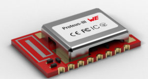 Módulo BLE 5.1 de 2,4 GHz muy flexible