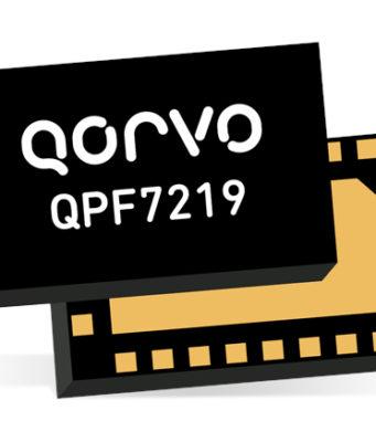 Front-end Wi-Fi 6 en chip