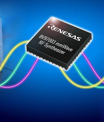 Sintetizador RF mmWave de banda ancha