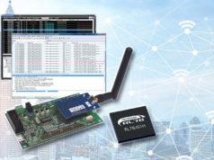 Solución monochip sub-GHz con la certificación Wi-SUN FAN