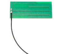 Antenas de PCB embebidas con conectores IPEX