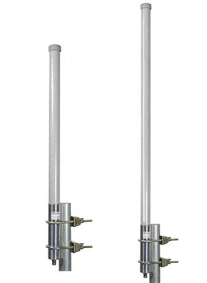 Antenas de 900 MHz omnidireccionales