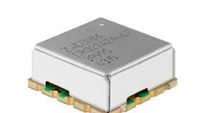 Oscilador controlado por tensión para comunicaciones por satélite