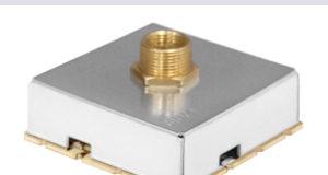 Oscilador con resonador dieléctrico de bajo ruido