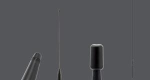 Antenas de GPS y UHF para vehículos