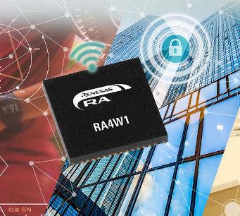MCU de 32 bits con conectividad Bluetooth 5.0