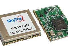 Receptor GNSS multibanda con precisión de un centímetro