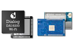 SoC Wi-Fi para IoT de ultrabajo consumo