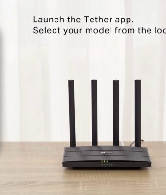 Router con MIMO 3x3, Beamforming y MU-MIMO