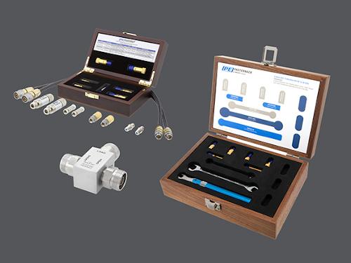 Kits de calibración SOLT con conector
