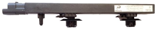 Antenas impermeables de medio alcance para automoción