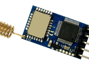 transceptor LoRa para aplicaciones IoT