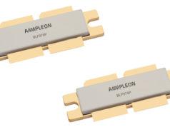 Transistores de potencia RF para VHF y UHF
