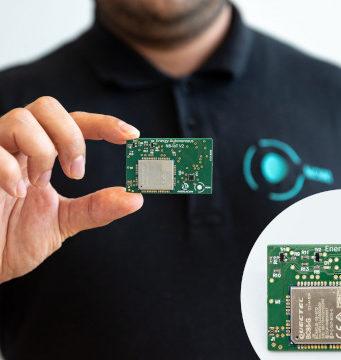 Hub de sensores NB-IoT autónomos
