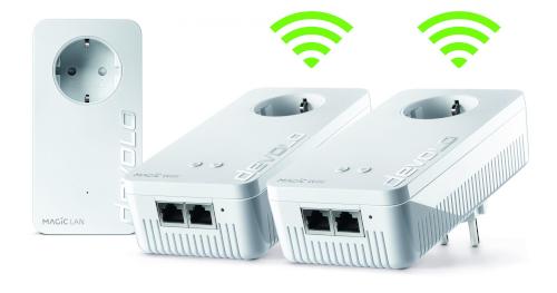 PLC-repetidor con tecnología Mu-MIMO