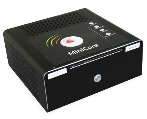 Ordenador para testear el núcleo de redes LTE/GSM