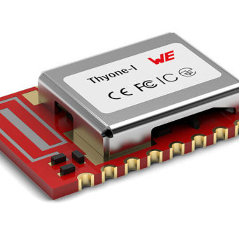 Módulos de radio a 2,4 GHz para aplicaciones industriales seguras