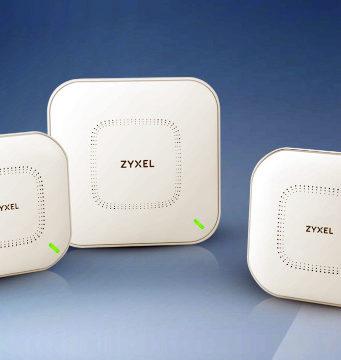 Puntos de acceso WiFi 6 para empresas