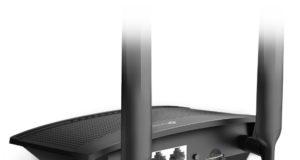 Router 4G LTE de 300 Mbps