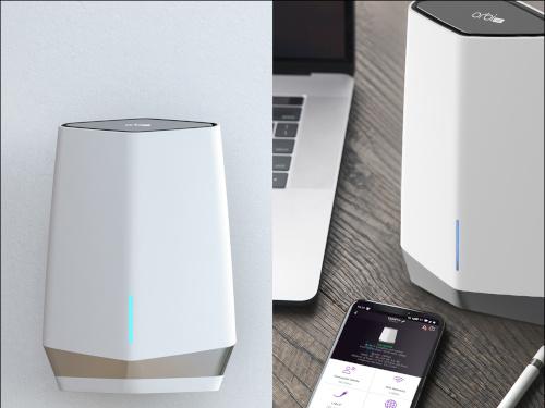 Sistema tribanda Wi-Fi 6 Mesh