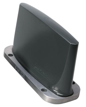 Antena para comunicaciones ferroviarias