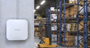 Puntos de acceso Wi-Fi 6 gestionados en la nube