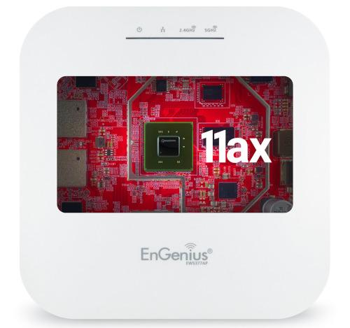 Punto de acceso WiFi 6 4x4