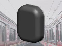 Radio de 10GE para el sector del transporte con dos sub-bandas