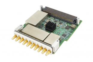 tarjetas mezzanine FPGA con transceptores de banda ancha dual