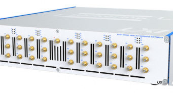 Multiplexor RF para señales de microondas