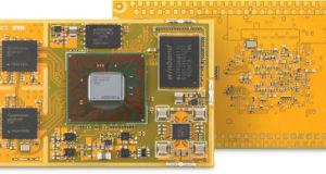 SoM Wi-Fi 6 de doble banda