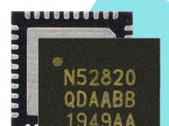 SoC Bluetooth 5.2 con soporte multiprotocolo