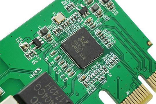 Chip para Ethernet de 2,5 Gbps