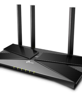 Router Wi-Fi 6 a 3 Gbps con latencia ultrabaja