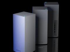 Sistema mesh tribandaWi-Fi 6