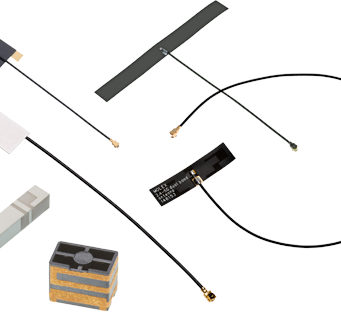 Antenas combo flexibles LTE/GPS para IoT